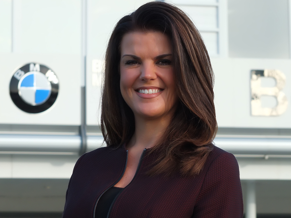 Bowker Motor Group has appointed Katy Baxter as firstever group